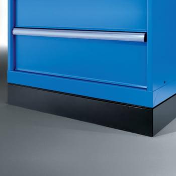 Lista Schubladenschrank - 14.368.020 - 800x564x725 mm (HxBxT) - 5 Schubladen - 75 kg - Key Lock - lichtgrau (RAL 7035) online kaufen - Verwendung 9
