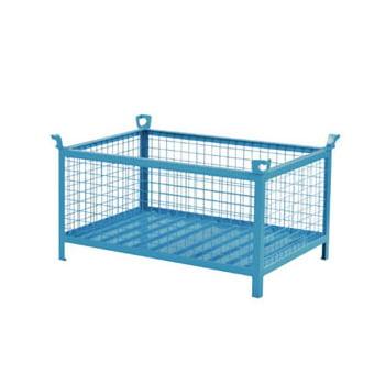 Gitter-Transport- und Stapelbehälter - 1000 kg - 570 l - resedagrün