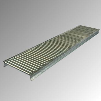 Klein-Rollenbahn - 400 x 3.000 mm (BxL) - 30 mm Stahlrohrrollen online kaufen - Verwendung 0