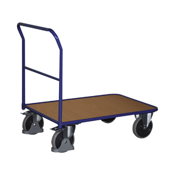 Schiebebügelwagen - Traglast 200 kg - Ladefläche 1.000 x 600 mm (BxT)