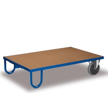 Rollplatte - Traglast 500 kg - Ladefläche 495 x 895 mm (BxT)