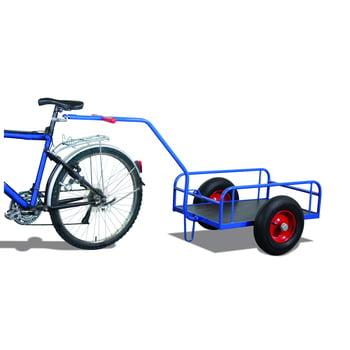 Fahrradanhänger - Traglast 400 kg - 860 x 825 x 1.840 mm (HxBxT)