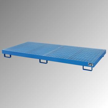 Regal-Bodenwanne f. Feldbreite 2.200 mm - 1.000 l - lichtblau online kaufen - Verwendung 3