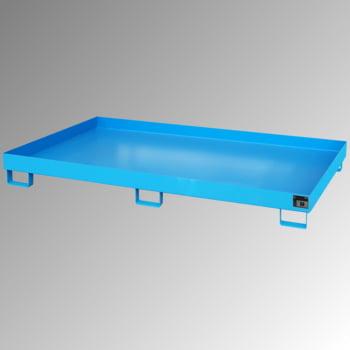 Regal-Bodenwanne f. Feldbreite 2.200 mm - 1.000 l - lichtblau online kaufen - Verwendung 0