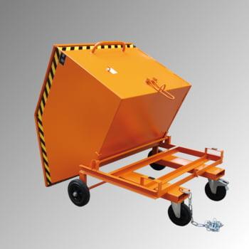 Kastenwagen - 250 l Volumen - Traglast 300 kg - Einfahrtaschen - lichtblau