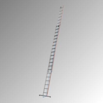 Aluminium-Seilzugleiter - Zweiteilig - Länge 10.260 mm - Aluleiter Hymer