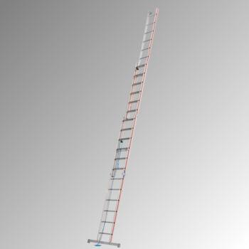 Aluminium-Seilzugleiter - Dreiteilig - Länge 8.330 mm - Aluleiter Hymer
