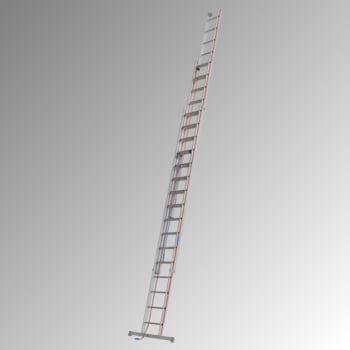 Aluminium-Seilzugleiter - Dreiteilig - Länge 11.440 mm - Aluleiter Hymer online kaufen - Verwendung 0