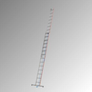 Aluminium-Seilzugleiter - Zweiteilig - Länge 7.180 mm - Aluleiter Hymer