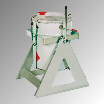 Fass Ausgießer für 20/25 Liter Behälter - Wandmontage möglich - Kanister Kipper