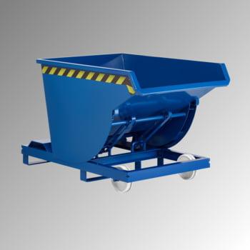 Selbstkipper - 300,00 l Volumen - Traglast 750 kg - enzianblau