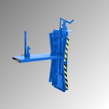 Eurogitterboxwender - Traglast 450 kg - enzianblau