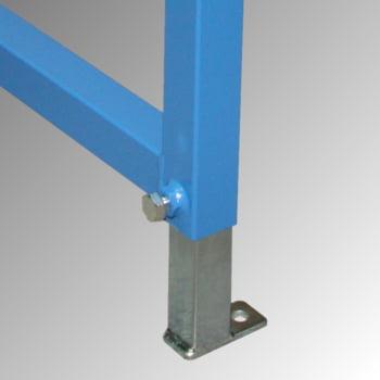 Ständer für 400 mm Schwerlastrollenbahn - (H) 390 - 570 mm online kaufen - Verwendung 3