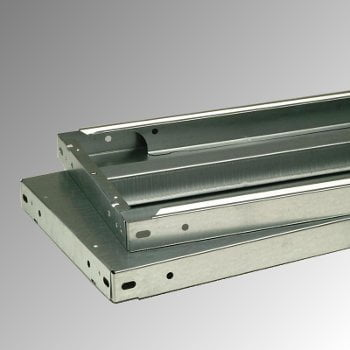 Fachbodenregal m. Seitenwand - 150 kg - (HxBxT) 2.000 x 1.285 x 300 mm - Steckregal - Grundregal online kaufen - Verwendung 6