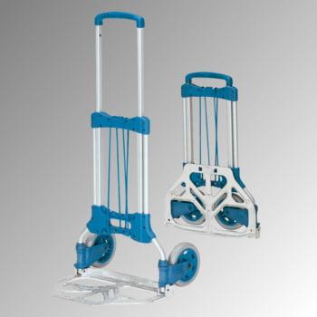 Fetra - Alu Paketroller - 125 kg - (BxT) 480 x 320 mm