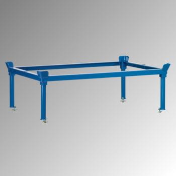 Aufsatzrahmen für FETRA - Palettenfahrgestelle - 1.200 kg - (BxT) 800 x 1.200 mm - Höhe 370 mm