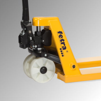 Fetra - Handgabelhubwagen - (LxA) 1.150 x 530 mm - niedrig online kaufen - Verwendung 3