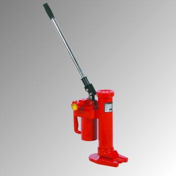 Hydraulisches Hebegerät mit Handpumpe - Hubleistung 5 t - Hubhöhe 574 mm