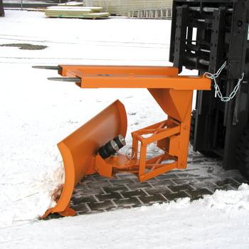 PUR Schürfleiste 1,20 m Schneeschild 120 Schneeräumleiste 1200 x 200 x 30mm f