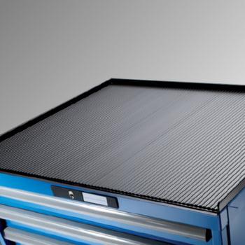 Lista Schubladenschrank - fahrbar - - 14.247.010 - 890 x 564 x 572 mm (HxBxT) - 6 Schubladen - 75 kg - Key Lock - lichtblau (RAL 5012) online kaufen - Verwendung 4