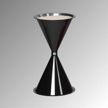 Standascher - Kunststoff - 722 x 420 x 420 mm (HxBxT) - schwarzgrau