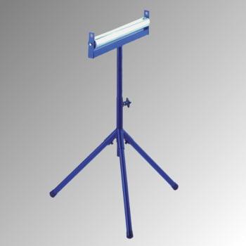 Rollenständer - Rollenbreite 600 mm - Höhe 630-1.100 mm - Traglast 100 kg
