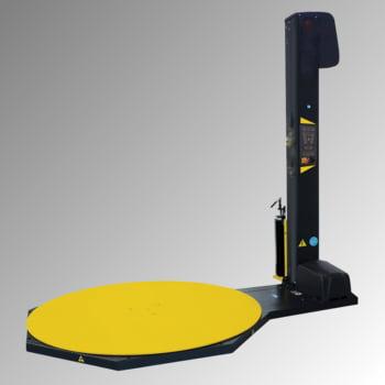 Halbautomatische Stretchmaschine - 2 Strechzyklen - 2.700 x 3.000 x 1.600 mm (HxBxT)