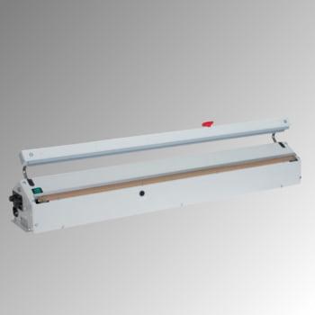 Folienschweißgerät - Schweißnahtlänge 1.020 mm - max. Folienstärke 0,2 mm - mit Zeitschalter, Abschneider, Magnethalter