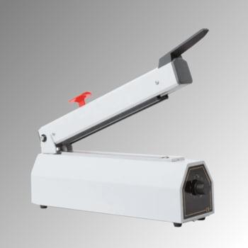Folienschweißgerät - Schweißnahtlänge 235 mm - max. Folienstärke 0,2 mm - mit Zeitschalter, Abschneider