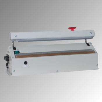 Folienschweißgerät - Schweißnahtlänge 420 mm - max. Folienstärke 0,15 mm - mit Zeitschalter, Abschneider, Magnethalter