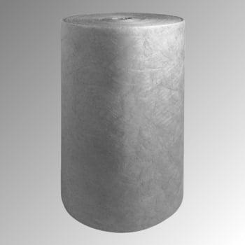 Bindevlies - Universal - Bindemittelrolle - Einlagig - Rollenbreite 800 mm - VE 1 Stk. - Aufnahmekapazität 173 l - grau