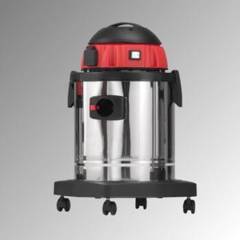 Industriesauger mit Steckdose - Nass- Trockensauger - 1.200 W - Volumen 15 l - 520 x 400 x 400 (HxBxT)