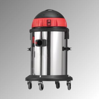Industriesauger mit Steckdose - Nass- Trockensauger - 2.400 W - Volumen 50 l - 900 x 580 x 580 (HxBxT)