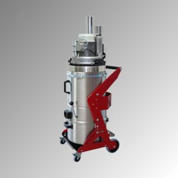 Industriesauger - Trockensauger - 1.500 W - Volumen 25 l - Staubklasse M - 1.380 x 480 x 530 mm (HxBxT)