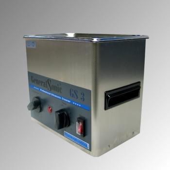 Ultraschallreiniger - Volumen 3 l - 235 x 265 x 160 mm (HxBxT) - Edelstahl