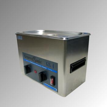 Ultraschallreiniger - Volumen 4 l - 228 x 323 x 177 mm (HxBxT) - Edelstahl