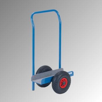 Fetra - Plattenroller - 400 kg Traglast - (BxT) 150 x 500 mm - Schiebebügel