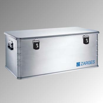 Zarges Box - Aluminium - 135 l - Höhe 370 mm - Breite 900 mm - Tiefe 500 mm - Transportkiste