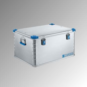 Zarges Eurobox - Aluminium - Transportboxen - Stapelboxen - Volumen 157 l