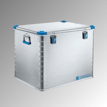 Zarges Eurobox - Aluminium - Transportboxen - Stapelboxen - Volumen 239 l