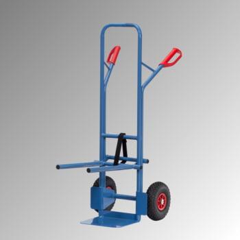Fetra - Stuhlkarre - Tragkraft 300 kg - (BxT) 320 x 250 mm - Luftbereifung - Traggestell klappbar