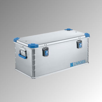 Zarges Eurobox - Aluminium - Transportboxen - Stapelboxen - Volumen 81 l