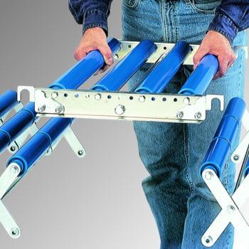 Verbindungsstück für Scherenrollenbahnen - 600 mm (B) - Kunststoffrollen