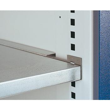 Werkzeugschrank - Schlitzplatten - 4 Schubladen - 1 Boden - Arbeitsplatte - grau/blau online kaufen - Verwendung 4